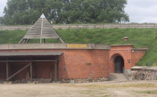 фото замка в Клайпеде