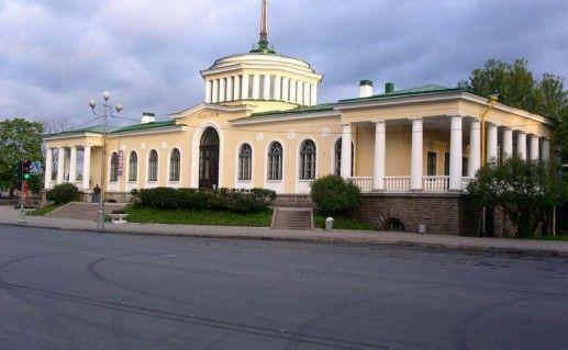 фото Павловского железнодорожного вокзала