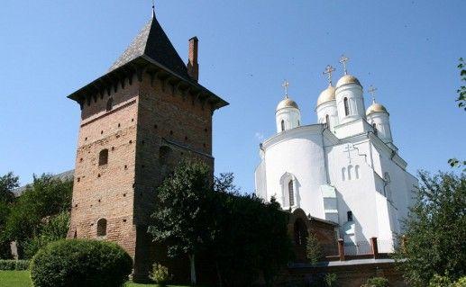 фото Зимненского монастыря