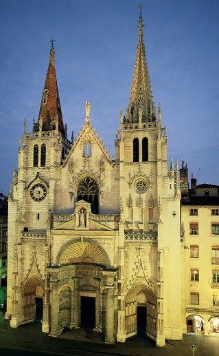 церковь Сен-Низье в Лионе фотография
