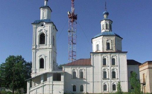 фото вяземской церкви введения во Храм Пресвятой Богородицы