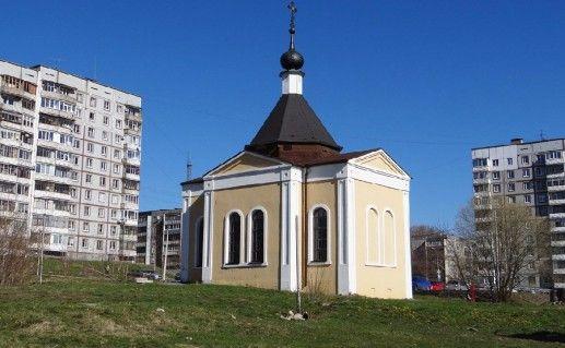 часовня иконы Божией матери Живоносный источник в Череповце фото