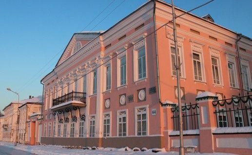 фото дома-музея купца Усова в Великом Устюге