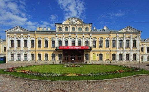 фото дворца Шереметевых в Санкт-Петербурге