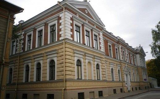 фотография Эстонского национального музея в Тарту