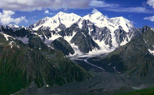 фото горы Белухи на Алтае