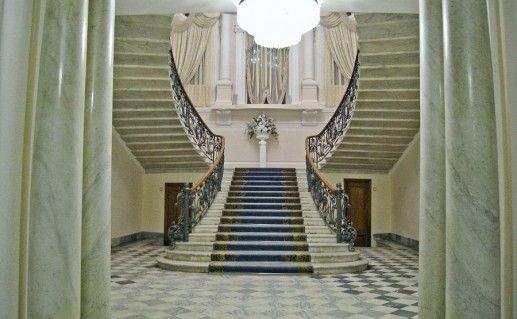 фото интерьера петербургского Дворца бракосочетания №2