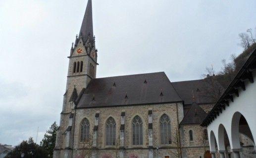Вадуцкий кафедральный собор фото