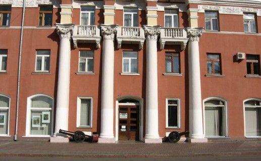 краеведческий музей в Кемерово фото