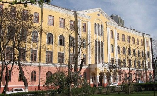 фотография КНЭУ в Киеве