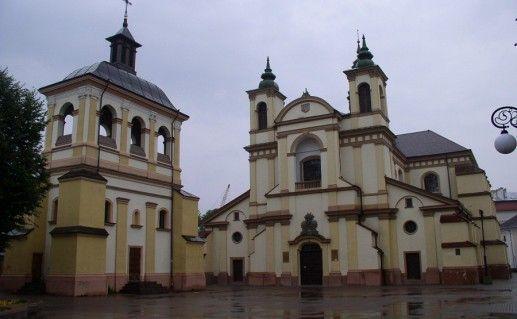 фото ивано-франковского Коллегиального костела