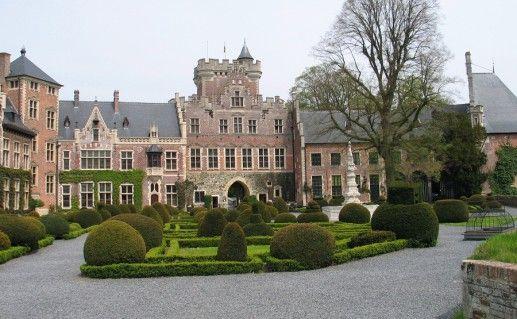 фотография комплекса Бинненхоф в Гааге