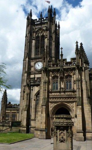 Манчестерский кафедральный собор фото