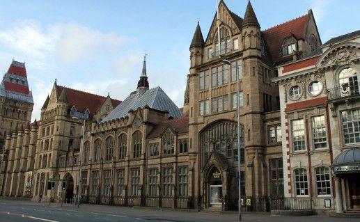 музей Манчестера фотография