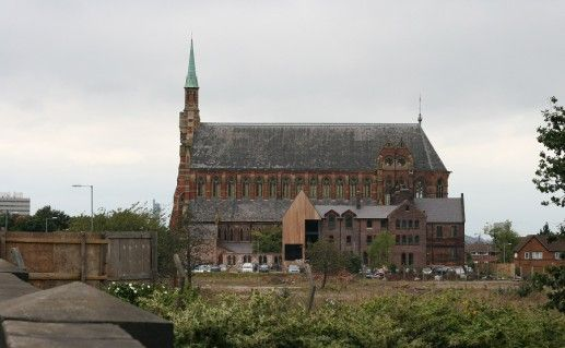 фото монастыря Гортон в Манчестере