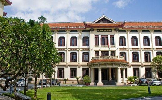 ханойский музей изобразительных искусств фото