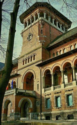 фотография бухарестского музея крестьянского быта