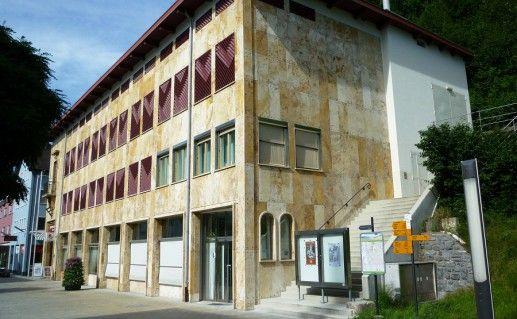 фото музея почтовых марок в Лихтенштейне