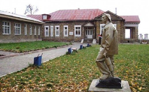фотография музея-заповедника Красная горка в Кемерово