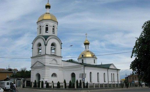 фотография уманского Николаевского собора