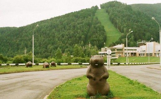 Фото парка Бобровый лог в Красноярском крае