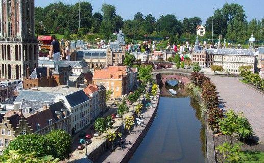 Мадуродам в Гааге фото