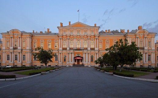 фотография Воронцовского дворца в Санкт-Петербурге