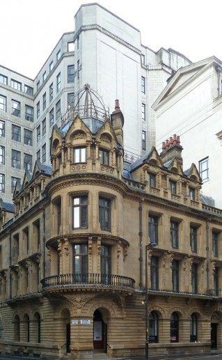 фотография Реформистского клуба в Манчестере