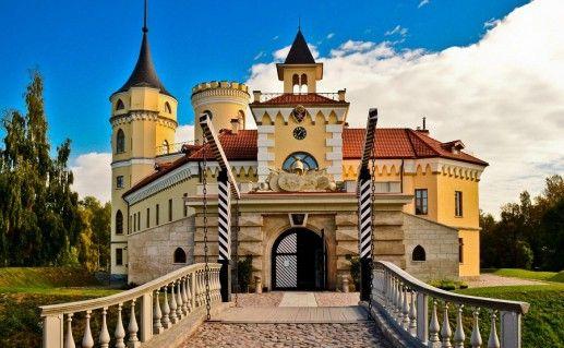 фото замка Бип в России