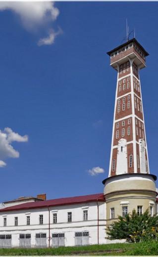 фото пожарной каланчи в Рыбинске