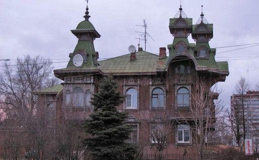 рыбинский Дом художников фото