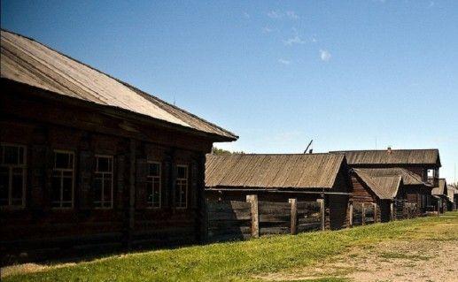 Шушенское в Красноярском крае фотография