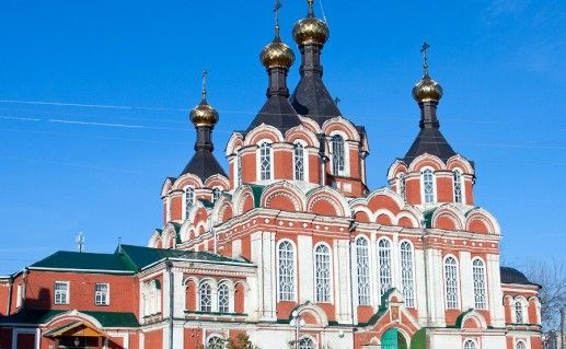 фотография Спасо-Преображенского собора в Кимрах