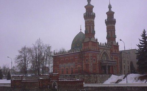 фото Суннитской мечети Владикавказ