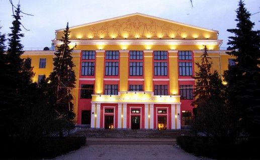 фото Уфимского государственного нефтяного технического университета