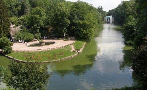 фото парка Софиевка в Умани
