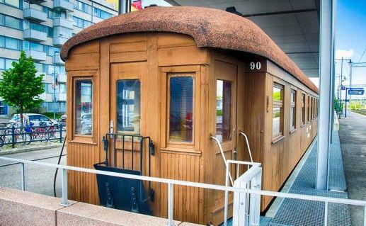 вагон-салон Маннергейма в Миккели фото