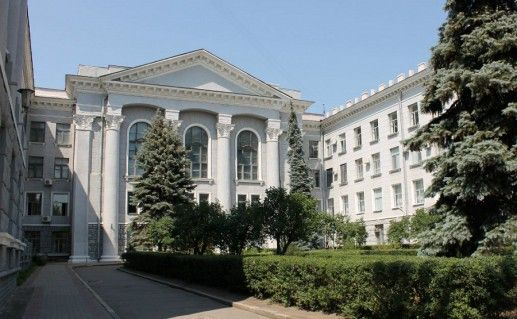 фотография вида на ХНУРЭ в Харькове