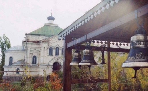 Вознесенский Дубовский женский монастырь фото