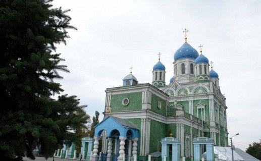 фотография Вознесенского собора в Ельце