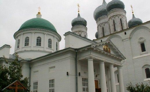 Желтоводский Макариев  монастырь в Нижегородской области фото
