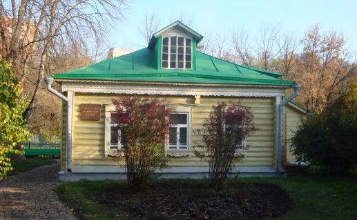Дом-музей В. И. Ленина на территории  музея-заповедника «Подолье» фото
