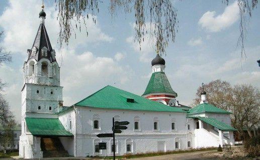Александровский Кремль фото