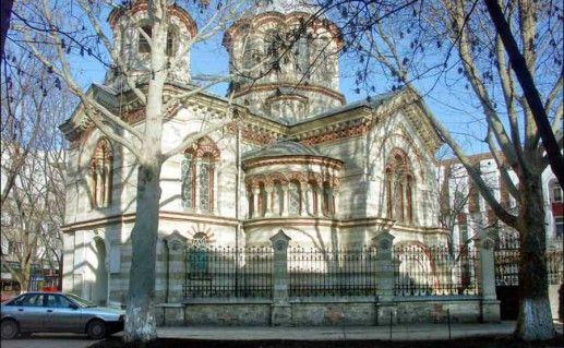 Фото церковь Святого Пантелеймона