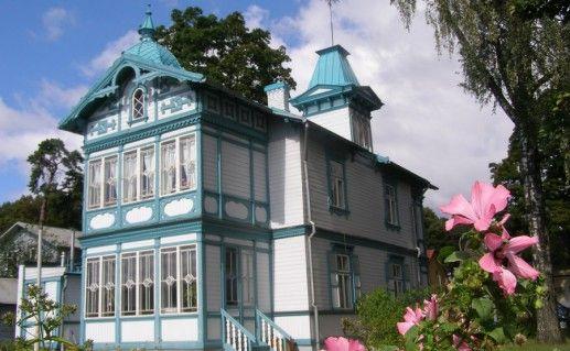 Дом Аспазии фото
