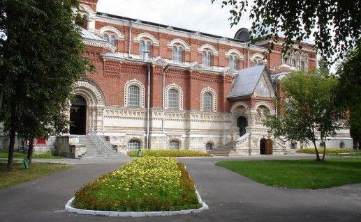 Хрустальный завод в городе Гусь-Хрустальный фотография
