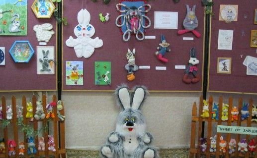 Фото музея зайцев