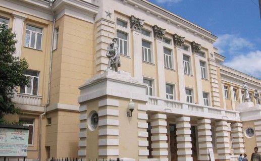 Музей боевой славы в Чите фото