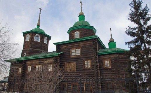 Фотография музея (Церковь декабристов)