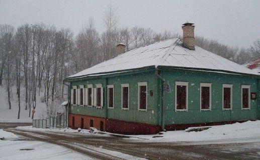 Музей ручного ткачества фото